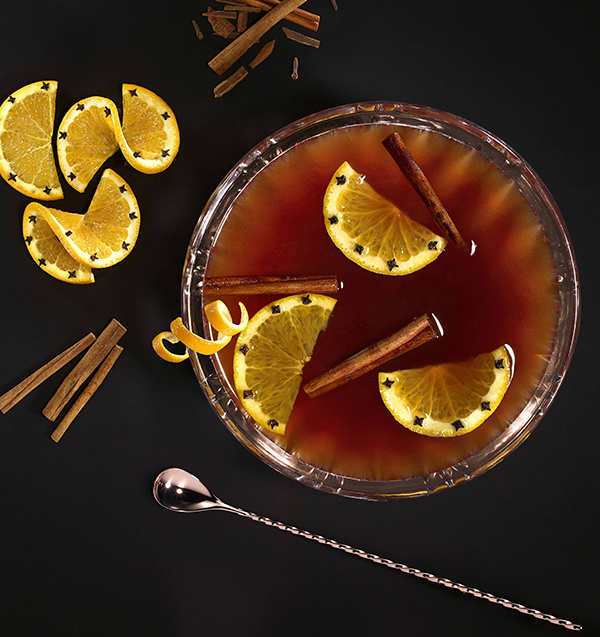 Add some punch to your Diwali party with these easy, fun cocktail recipes