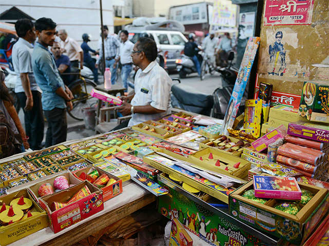 Why the SC ban on firecracker sales won't stop Delhiites from bursting them