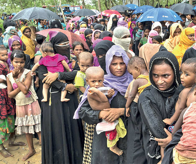 How the Indian government is keeping Rohingya out