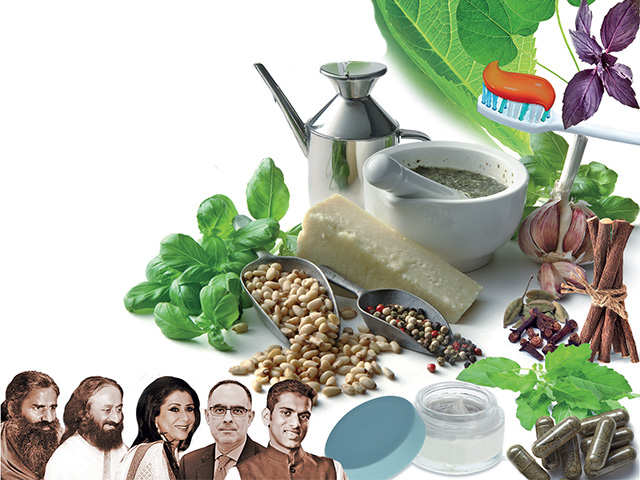 Why cos like HUL, Patanjali, Dabur are taking a crack at the market for ayurvedic and herbal products