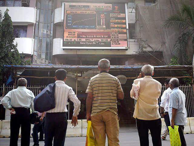 Sensex, Nifty end at fresh record highs; Airtel rallies 6%