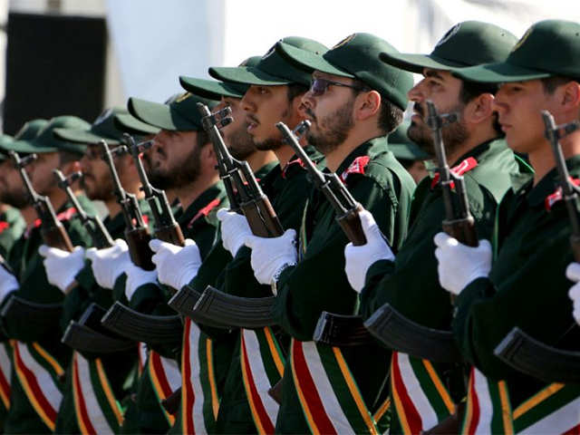 Iran's Guards say missile programme will accelerate despite pressure: Agency
