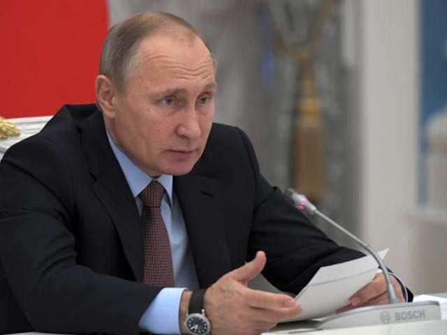 Vladimir Putin warns against cornering North Korea