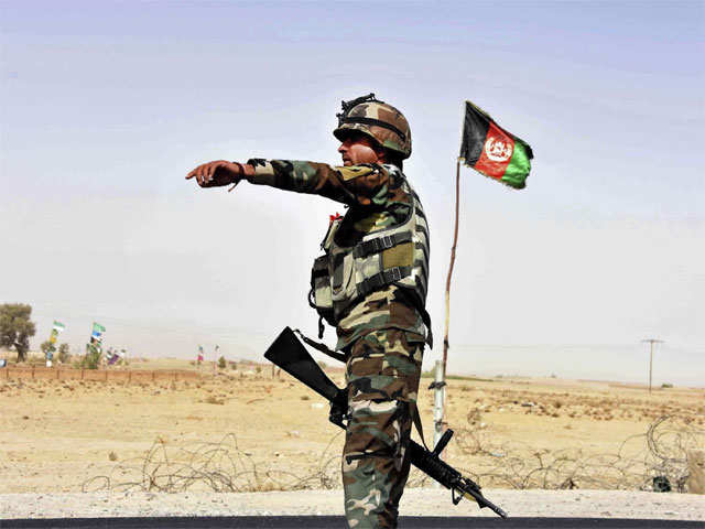 India condemns terror attack on Afghan army base