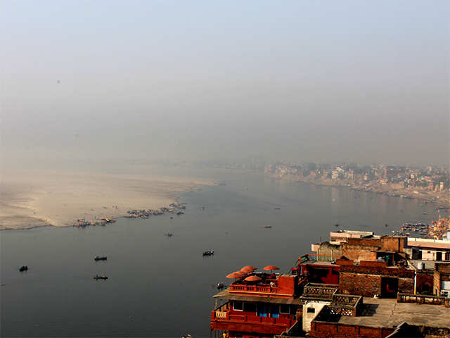 Cleaning Ganga: Varanasi to get 2 new STPs before March thumbnail