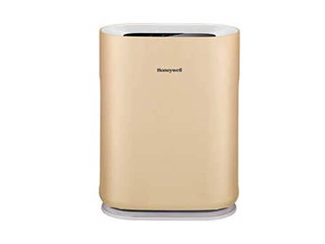 The Honeywell Air Touch i8 air purifier helps you breathe clean, fresh air