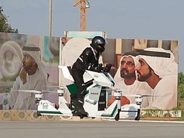 Dubai Police already has a real-life Robocop