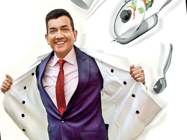 How chef Sanjeev Kapoor built a business empire that is valued at over Rs 1,000 crore