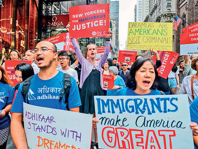 Why children of H-1B workers may now have to leave America