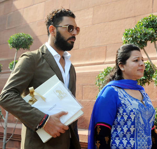When Yuvraj Singh's mother banned him from riding bikes
