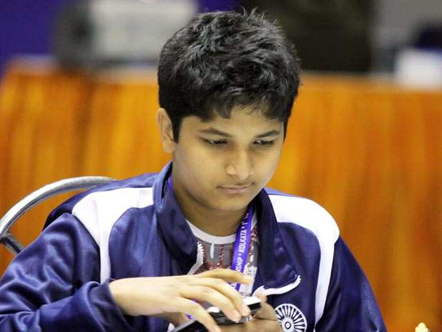 What makes Vidit Gujrathi a chess champion