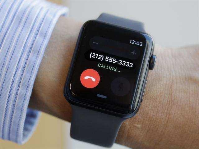 apple watch series 3 review the smartwatch is more refined elegant rh economictimes indiatimes com