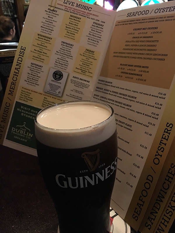 Traveller's diary: Guinness, oysters and everything you need to put on your Ireland itinerary