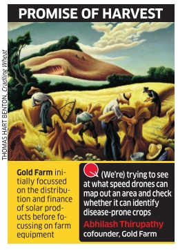 Mahindra, Infuse Ventures sow $2 million Seed Fund in Gold Farm