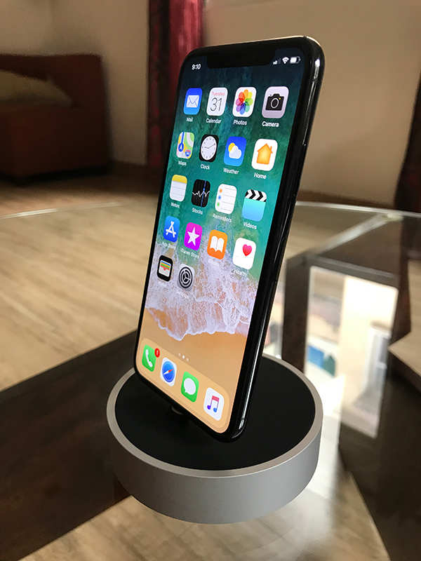 Unboxing the iPhone X: Gorgeous screen, an advanced camera & a new way to interact