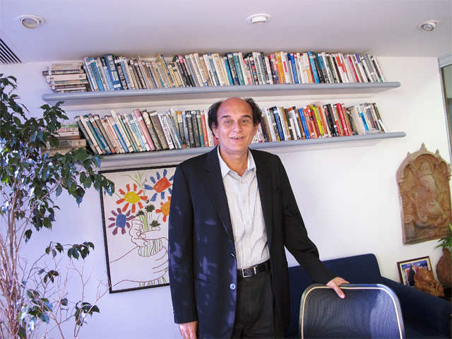 Lessons from the CEO: How Harsh Mariwala turned a mistake into his success mantra