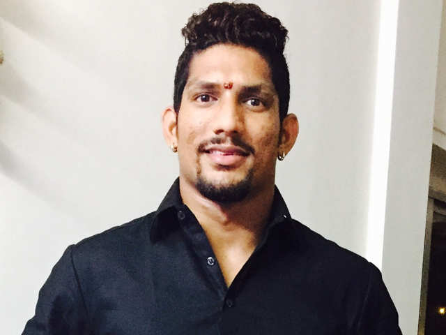 Kabaddi player Rishank Devadiga swears by blue denims