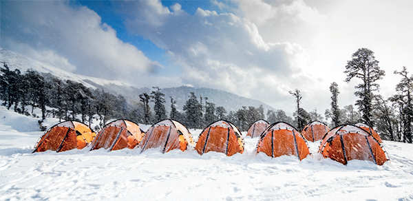 Don't let the cold keep you from the mountains. Here are the top treks for Indian winters