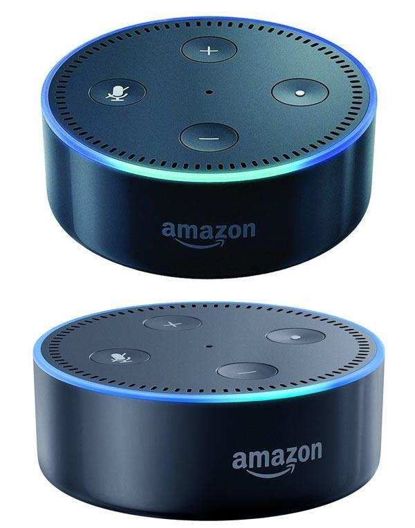 Add a voice to your home with Amazon's new Echo series