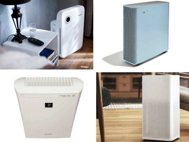 Air purifiers are of various types and sizes and cater to different needs. Depending on the size of one's room,