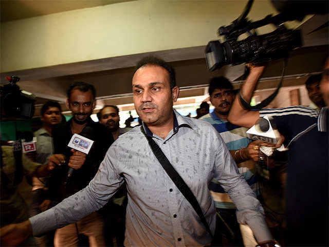 Sehwag made a member of NADA's Anti-Doping Appeal Panel thumbnail