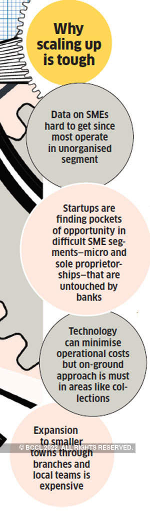 Lending to SMEs: How startups are grappling with the issue of combining tech and non-tech strategies