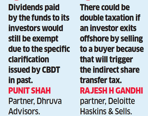 Rules on indirect transfer of shares spook PEs, FPIs