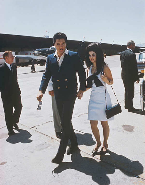 Elvis Presley and ex-wife Priscilla's divorce document to fetch over $26,000