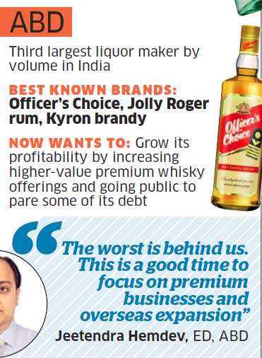 alcobev in india India isn't a typical beer guzzling nation but the wind of change might just be around the growth of india's beer market along with millennium alcobev.