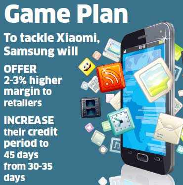 Samsung bets on Galaxy to beat rising star Xiaomi