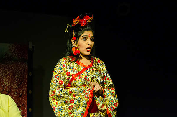 Bangalore Little Theatre's annual fundraiser is a Chinese folk tale adaptation