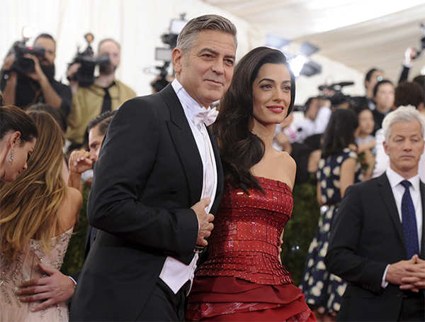 George Clooney is returning to the small screen with'Catch-22' two decades after ER