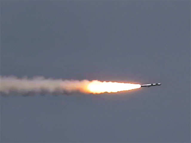 IAF first in world to fire BrahMos missile from air