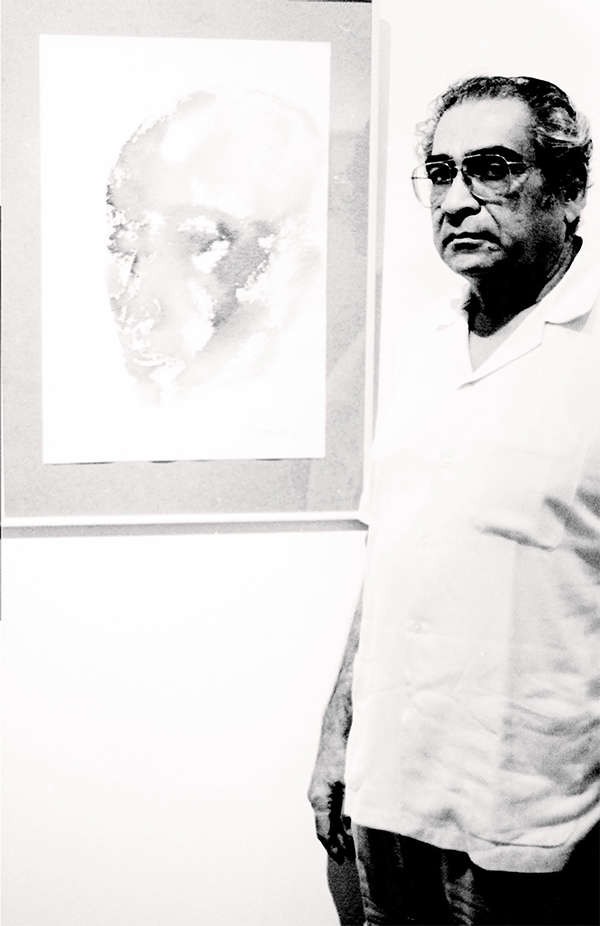 Dealers & the 'art' of faking it: Akbar Padamsee on how to avoid buying a counterfeit