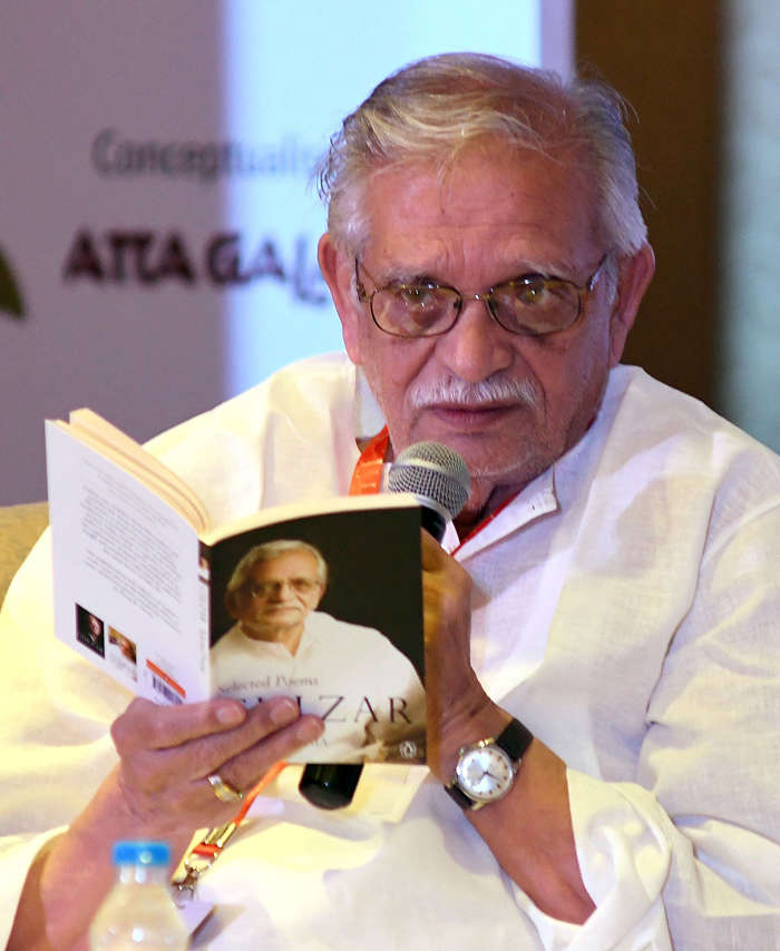 Gulzar pens debut novel in English on the Partition
