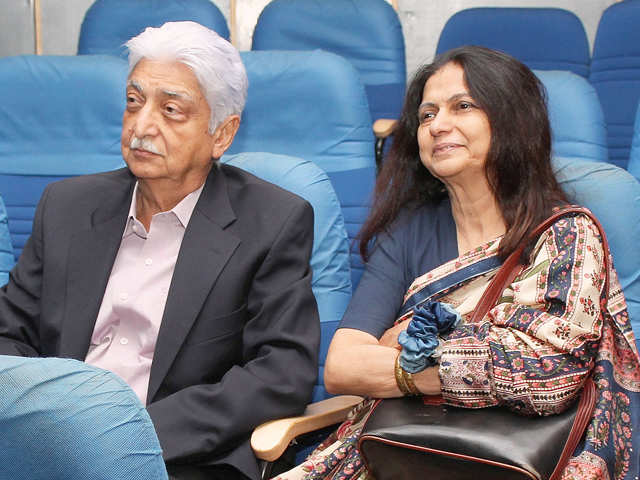 1st-generation entrepreneurs - Premji, Nilekani, NRN - make Bengaluru India's philanthropy capital