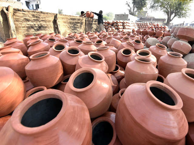 Traditional forms of cooking in earthen cookware makes a comeback