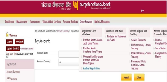 How to invest in ipo through pnb net banking