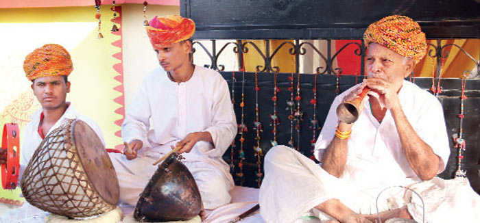 Religious fervour: Take a holy dip at Pushkar in Rajasthan