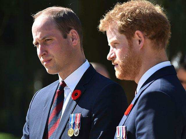 Has Prince Harry already asked brother William to be his best man?