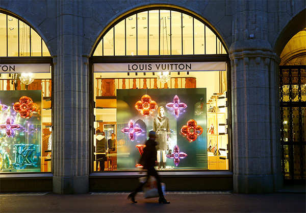Louis Vuitton goes digital, turns to Facebook Bot to chat with customers