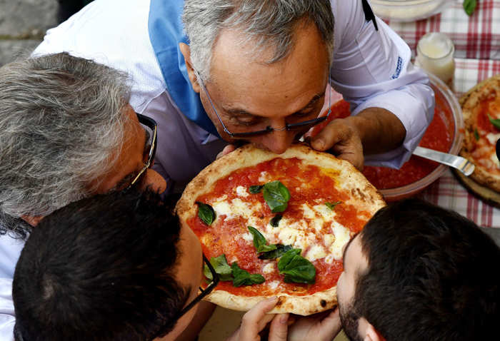 UNESCO names Neapolitan pizza making as an Intangible Cultural Heritage