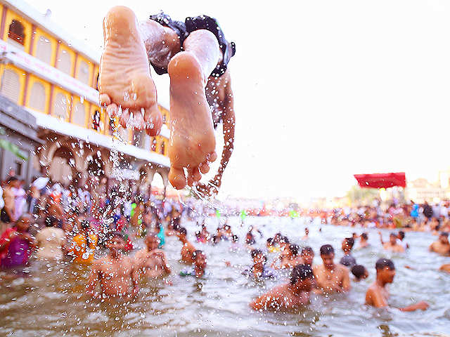 UNESCO recognises Kumbh Mela as India's cultural heritage