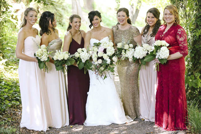 Be wedding-ready this winter! Tips and tricks to be the perfect bridesmaid
