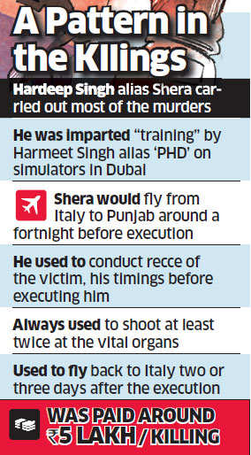 Foreign hand behind Punjab killings: NIA