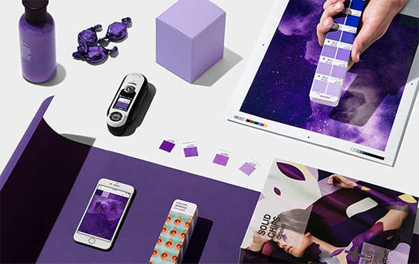 Pantone names 'Ultra Violet' the 2018 Color of the Year
