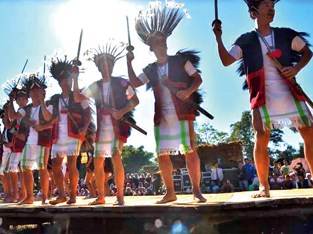 Why the Orange Festival of Music and Adventure in Arunachal Pradesh is so special