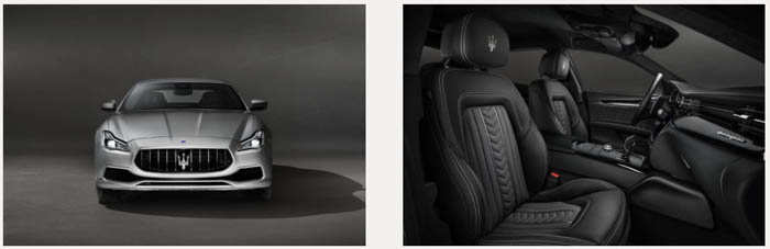 Luxury has a new name! Maserati unveils Quattroporte GTS for Rs 2.7 crore