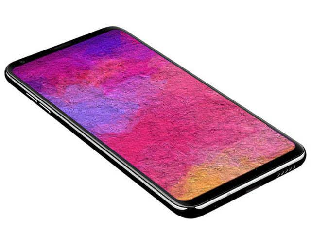 LG unveils its premium smartphone V30+ at Rs 44,990