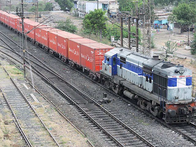 CONCOR may launch a container train service between India & Bangladesh thumbnail